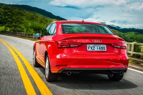 Audi lança A3 Sedan Ambition 2017
