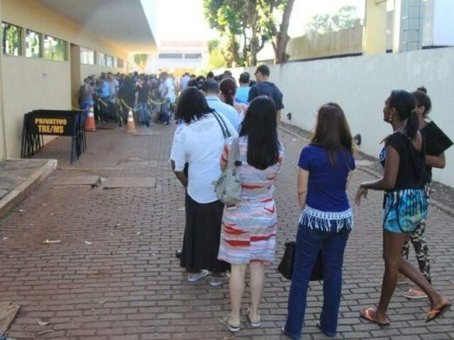 Mulheres representam a maioria dos eleitores em Mato Grosso do Sul (Foto: Marina Pacheco)