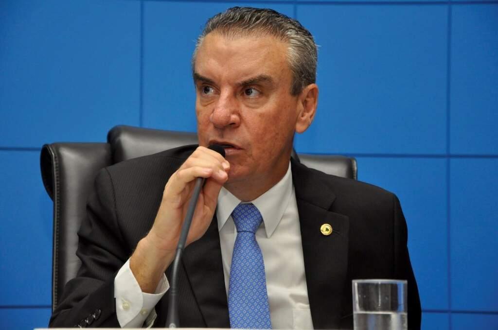 Deputado Paulo Corrêa (PSDB) quer entender os itens que compõem a conta (Foto: Assessoria/ALMS)