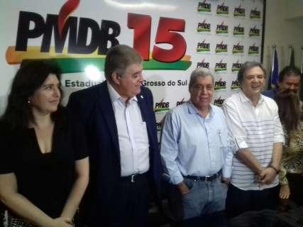 "Puccinelli afirma que vai procurar 79 prefeitos de MS para ""montar time"""