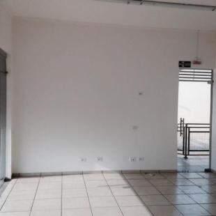 Salão antes da reforma. (Foto: G Zoratto Arquitetura)