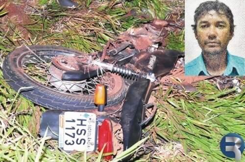 Veículos de grande porte atropelaram Davi por várias vezes, deixando o seu corpo mutilado na rodovia. Foto: Marcos Tomé/Região News