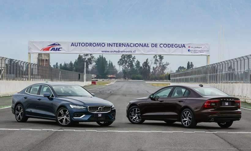 Novo Volvo S60 chega ao Brasil