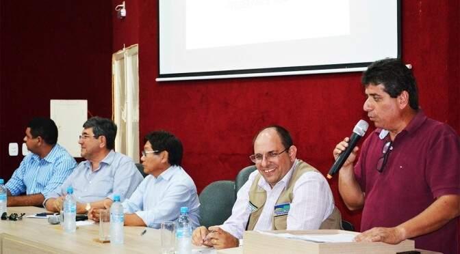 Nery destacou a necessidade da transversalidade das ações apoiadas nos parâmetros governamentais de mudança, gestão e participação. (Foto: Divulgação)