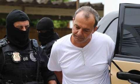 Sérgio Cabral virá para presídio federal de Campo Grande, diz portal