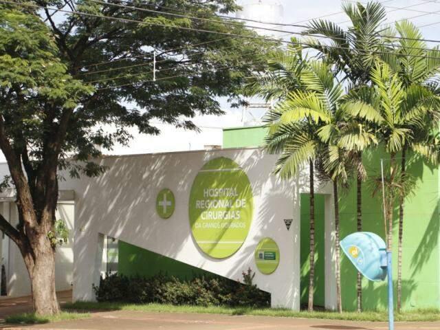 Hospital está fechado desde novembro e em fevereiro deste ano passou para a prefeitura (Foto: Arquivo)