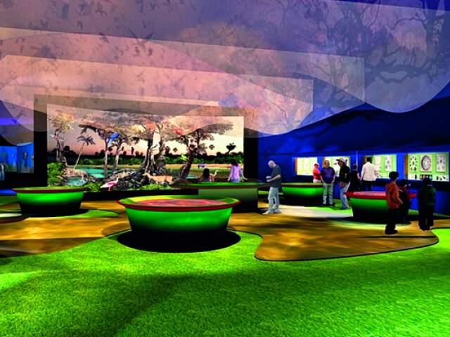 Centro de Interatividade promete ser uma das atrações.