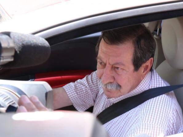 O criminalista Renê Siufi, responsável pela defesa de Jamil Name.