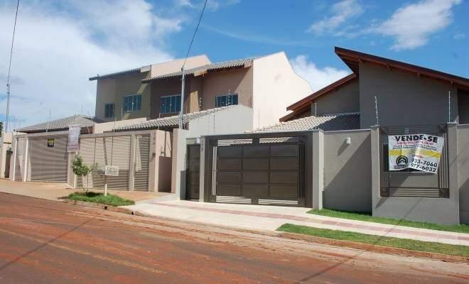 Imóveis para alugar e vender na Capital. (Foto: Luciana Brazil/Arquivo)