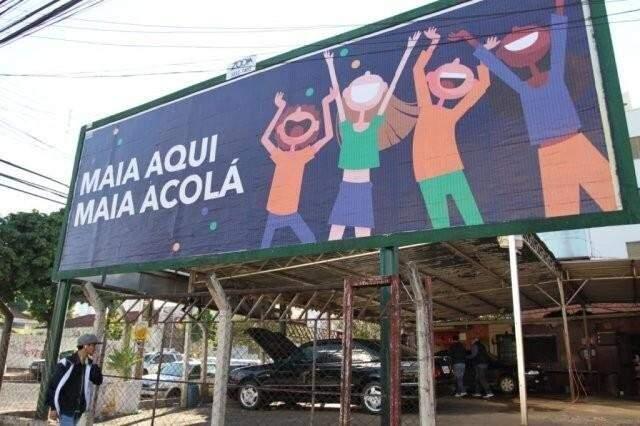 Outdoor resgata jingle de campanha de Chico Maia (Foto: Saul Schram/Arquivo)
