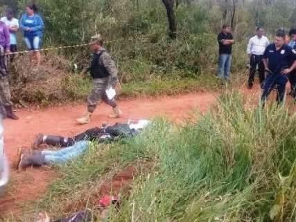 "Policial morto por ""justiceiros"" havia sido preso por roubo de camionetes"