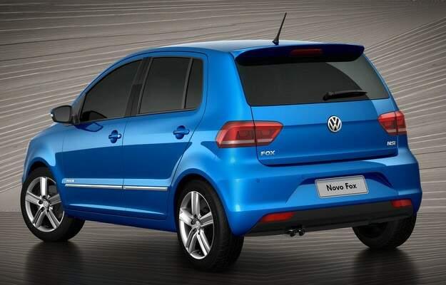 VW Fox 2016 chega mais equipado e com nova gama de motores