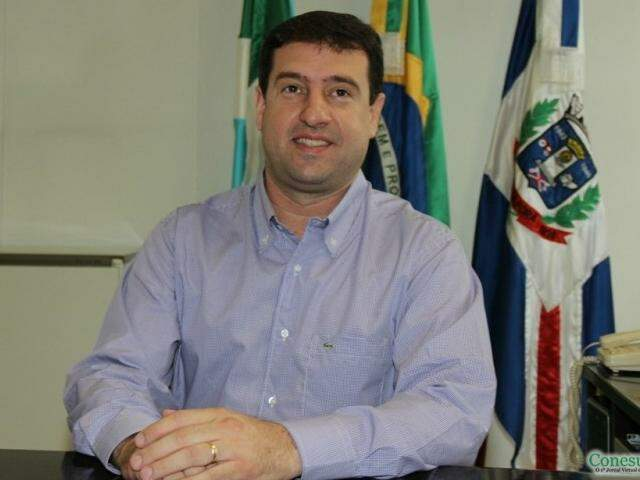 Ludimar Novais, candidato à reeleição pelo PDT (Foto: Divulgação)