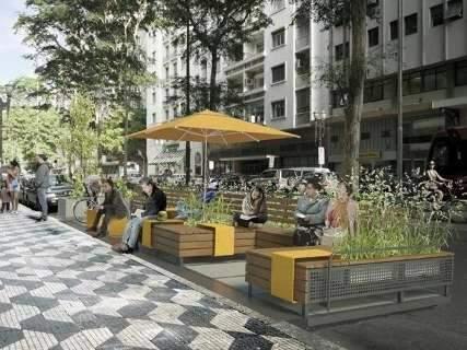 Prefeito sanciona lei que permite instalação de calçadas artificiais na Capital