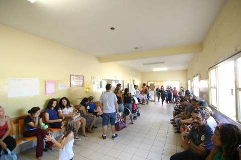 Estoques contra gripe estão zerados em 28 unidades de saúde da Capital