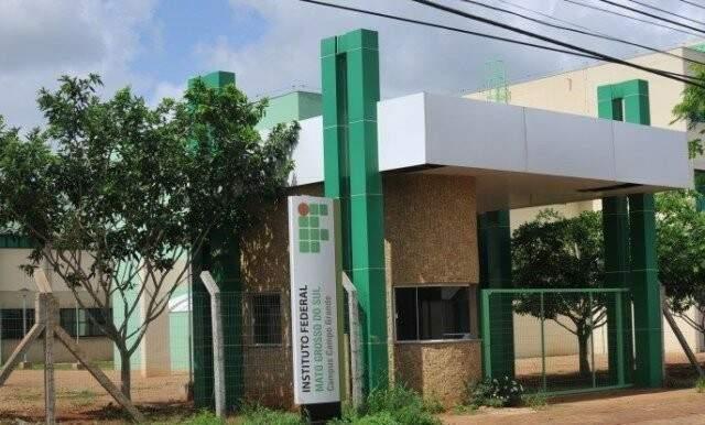 Instituto Federal de Mato Grosso do Sul em Campo Grande (Arquivo/Campo Grande News)