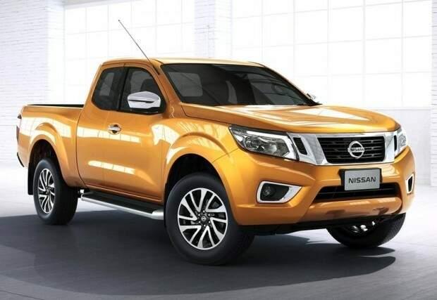 Nova Nissan Frontier é apresentada oficialmente na Tailândia