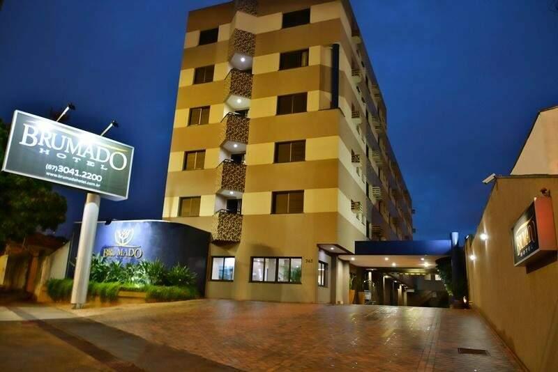 O Hotel Brumado tem preços acessíveis e fica na região do aeroporto (Foto: Divulgação)