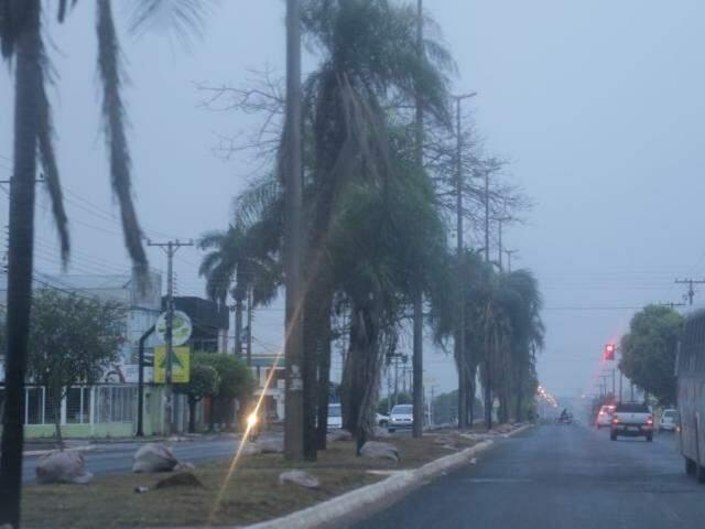 Em Campo Grande, a mínima deve ser de 10ºC ma sexta-feira (2). (Foto: Arquivo/ Marcos Ermínio)
