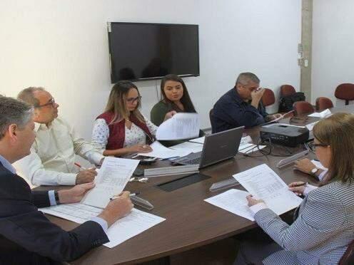 Conselho do FCO se reuniu