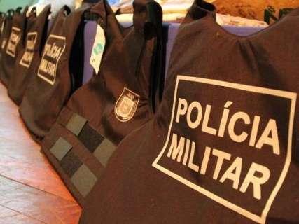 Governo começa distribuir 5 mil coletes para policiais em todo o Estado