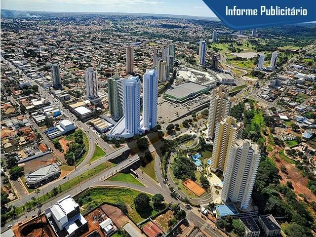 Empreendimento The Place será construído na Avenida Afonso Pena, esquina com Ceará - foto divulgação
