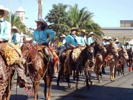 No leste de MS, Paranaíba comemora 106 anos com show sertanejo gratuito