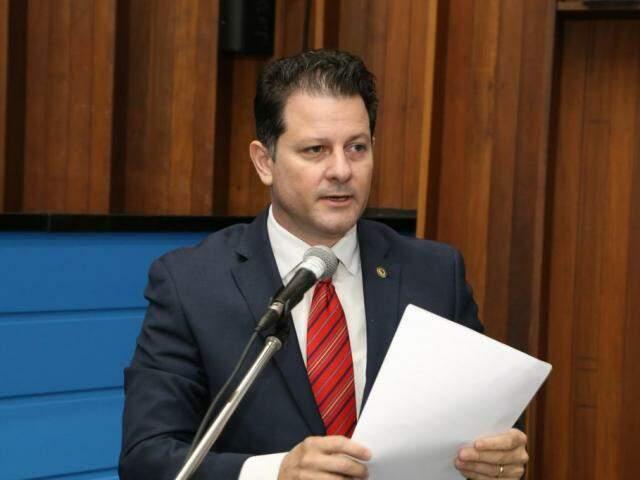 Deputado Renato Câmara deve assumir a presidência da Assembleia (Foto: Assessoria/ALMS)