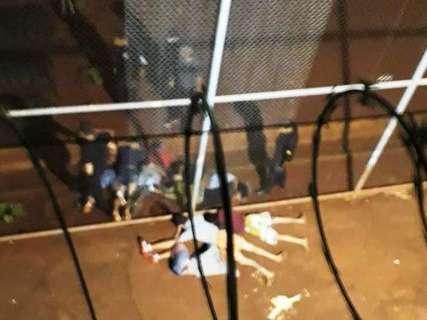 """""""Mata, mata"""", pedem presos rivais a policiais que impediram fuga em massa"""
