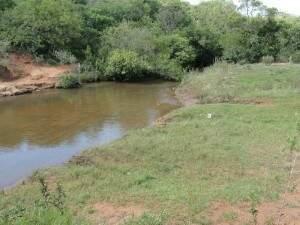 Assoreamento diminui oferta de água e destrói estradas que exigirão novos reparos. (Foto: Divulgação MPE)