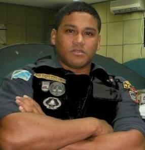 Policial João Márcio estava de folga. (Foto: reprodução)