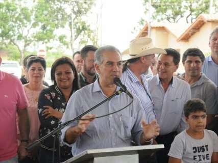 Governador entrega e inaugura obras em Rio Verde MT nesta quinta-feira