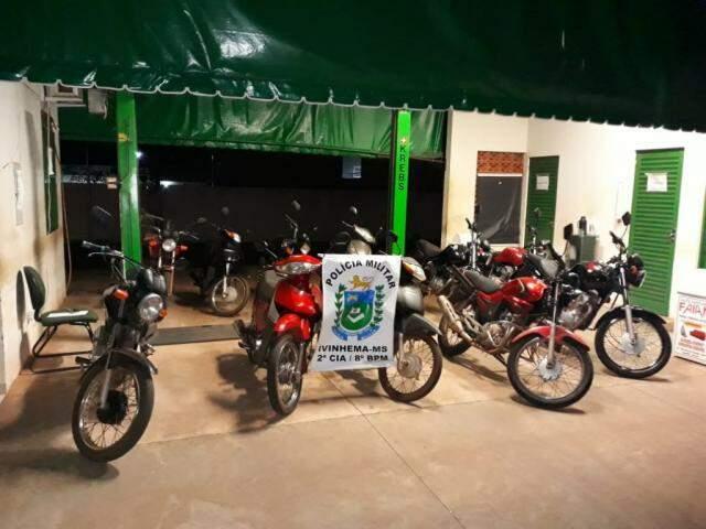 """""""Temos dado prioridade na abordagem de motociclistas"""" afirma o comendante.(Foto: Divulgação)"""