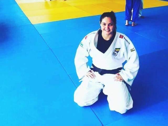 Gabriela Paliano é uma das representantes de MS na competição (Foto: Arquivo pessoal)