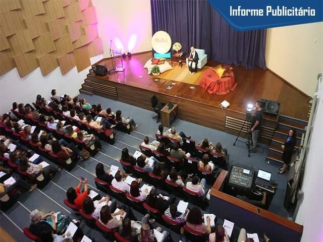 O projeto Empreendedorismo Feminino em Pauta já trouxe nomes como Monja Coen. (Foto Divulgação)