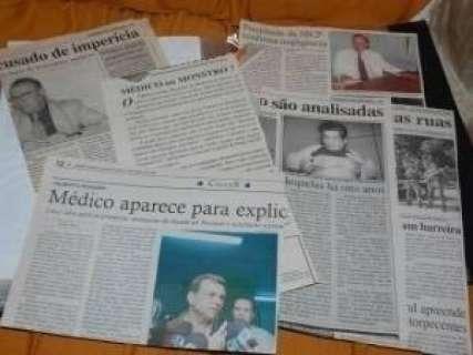 CRM já pagou R$ 466 mil em indenizações a vítimas de Rondon