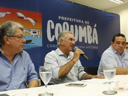 """Reinaldo agradece """"apoio"""" nas urnas e anuncia reconstrução de Santa Casa"""