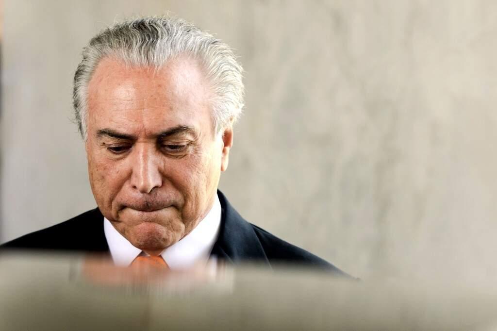 Michel Temer é denunciado por organização criminosa e obstrução de Justiça (Foto Agência Brasil)