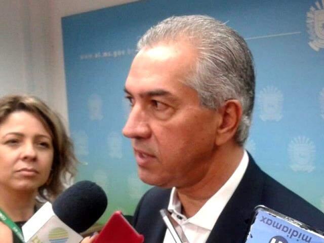 Reinaldo destaca Refis prevê prazo de até 90 dias para adesão. (Foto: Leonardo Rocha)