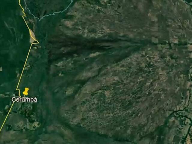 Delta do Taquari em direção ao Rio Paraguai, em área que abriga outros caminhos já seguidos pelo rio e se mesclam entre alagados e trechos secos. (Foto: Instituto Agwa/Reprodução)