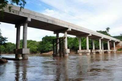 Pontes em Piraputanga deixam enchente no passado e ajudam turismo