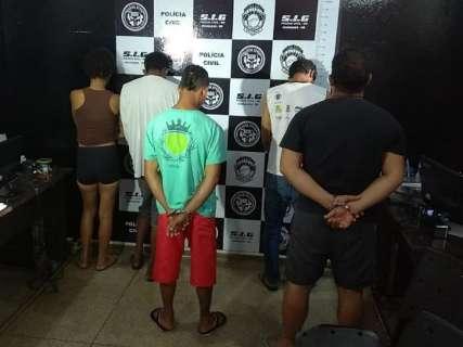 Operação conjunta já prendeu 40 suspeitos de tráfico e homicídios