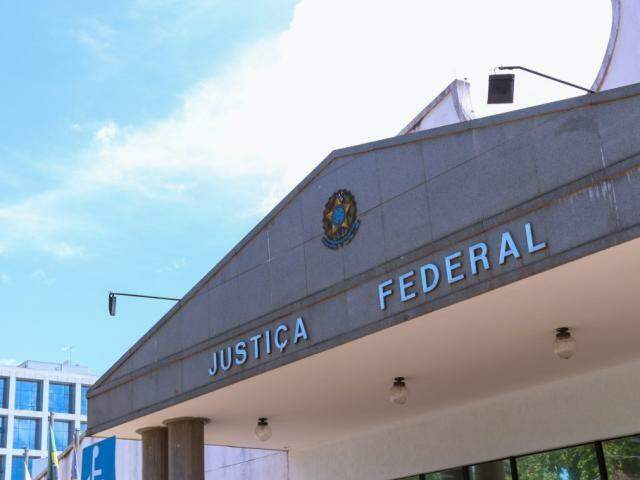 Justiça Federal de Campo Grande negou liberdade para preso na operação que investigou contrabando de cigarro e pagamento de propina a policiais. (Foto: Henrique Kawaminami)