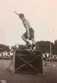 Vídeos da turma do skate na Maracaju recuperam memórias da década de 80