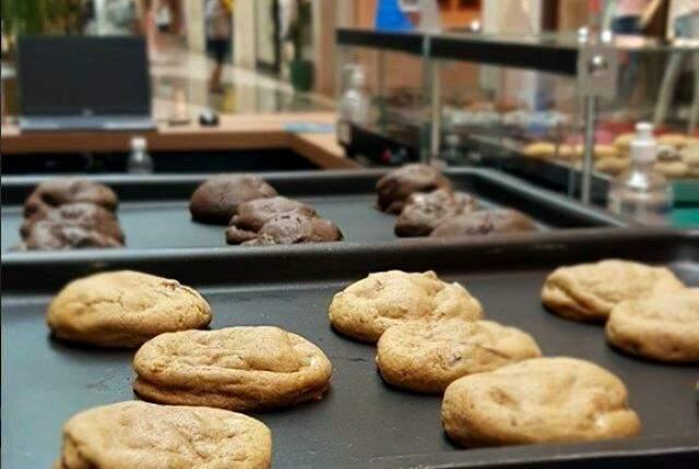 De 4 sabores básicos, o menu My Cookies cresceu para 9. (Foto: Paulo Francis)