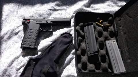 Preso em operação tinha 4 armas e mais de 538 munições em casa