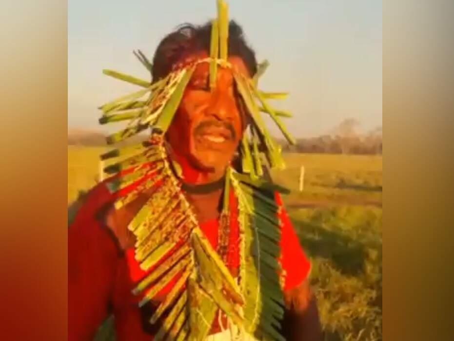 Liderança indígena relatou truculência e que não houve negociação. (Foto: Direto das Ruas)