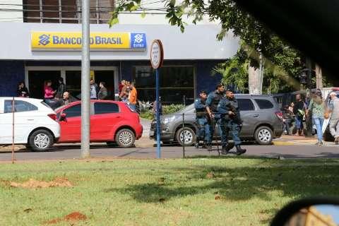 Assalto a banco é conhecido pela polícia como crime do 'sapatinho'