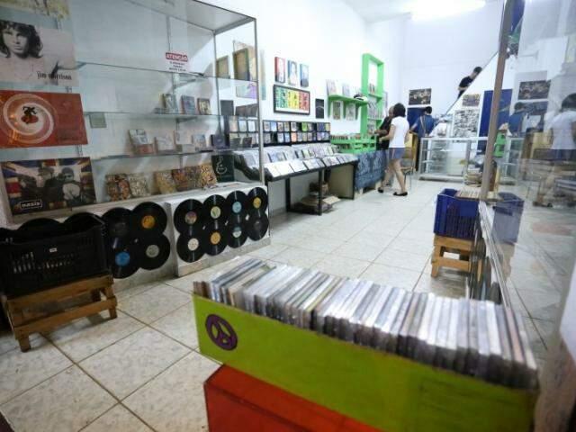 Loja foi inaugurada no último sábado. (Foto: Marcelo Victor)