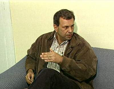 Alberto Rondon na época das denúncias. (Reprodução)